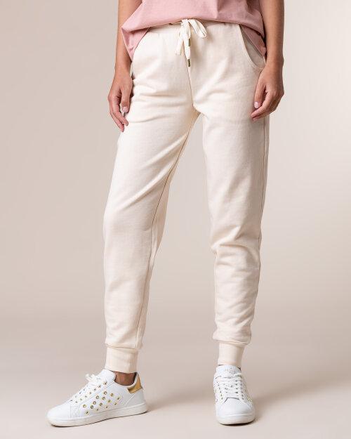Spodnie Trussardi  56P00215_1T002268_W052 kremowy