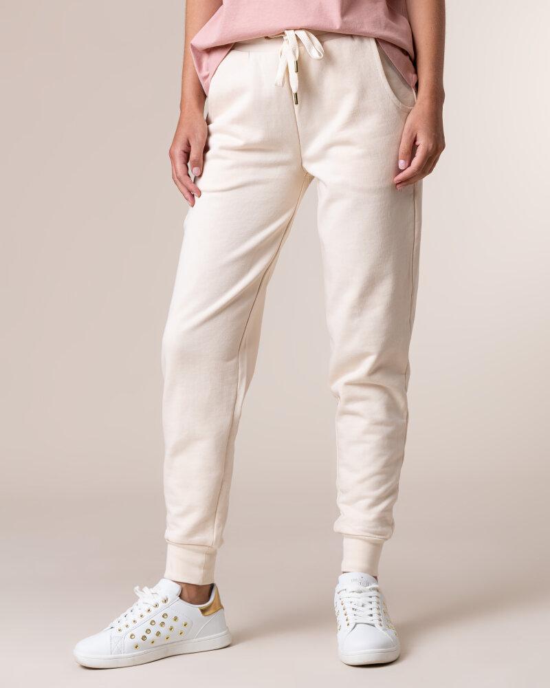 Spodnie Trussardi Jeans 56P00215_1T002268_W052 Kremowy Trussardi  56P00215_1T002268_W052 kremowy - fot:2