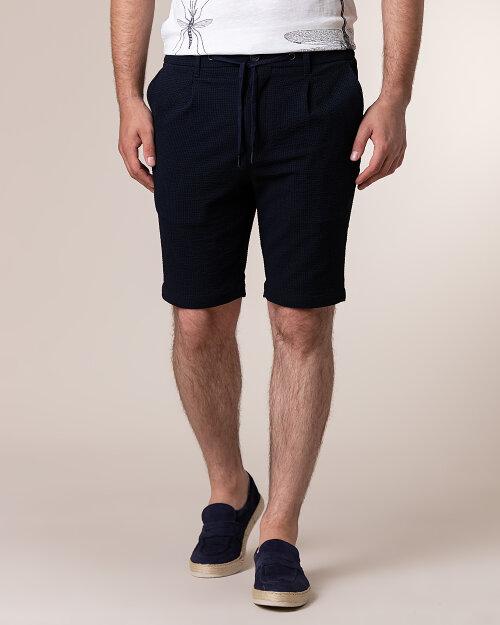 Spodnie New In Town 8039203_496 granatowy