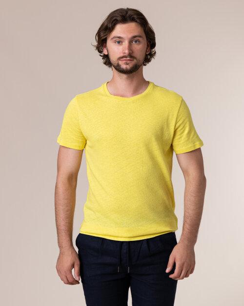 T-Shirt New In Town 8033045_511 żółty