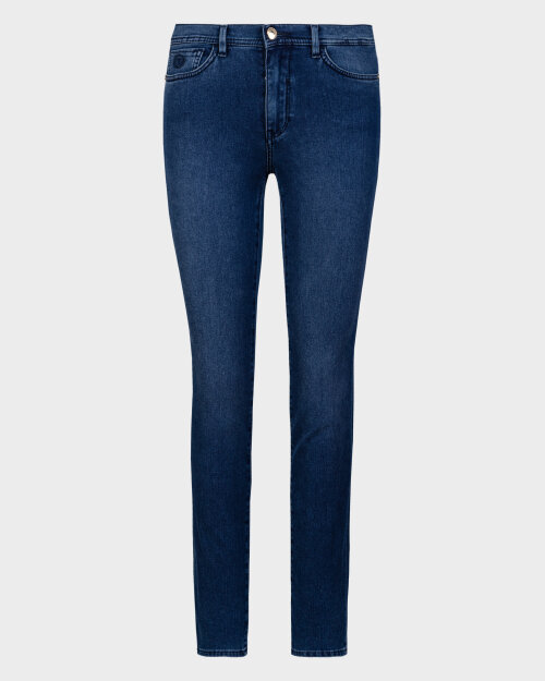 Spodnie Trussardi  56J00005_1T004369_U285 niebieski