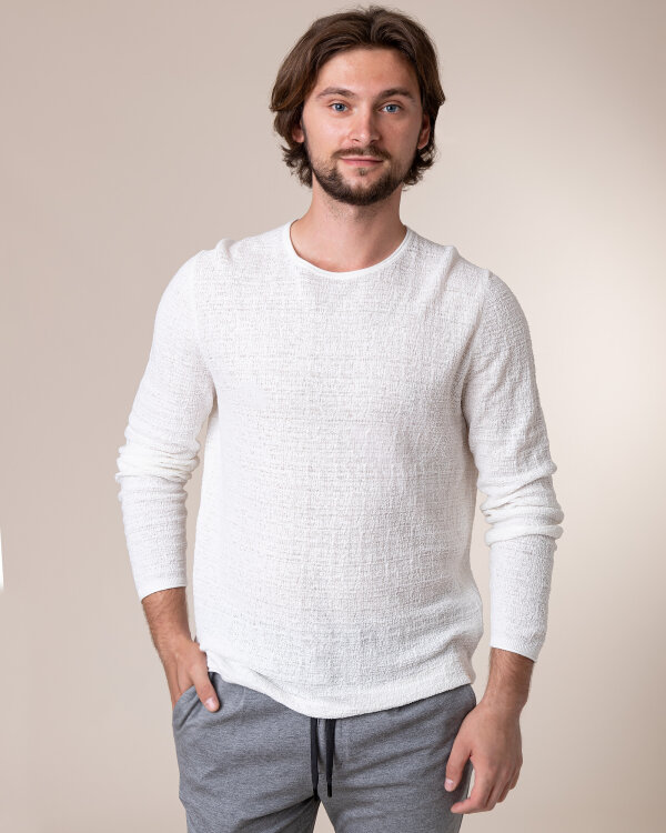 Sweter New In Town 8035037_103 kremowy