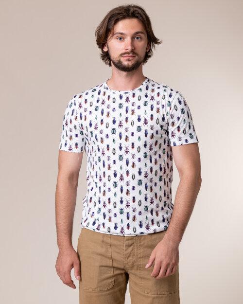 T-Shirt New In Town 8033037_103 biały