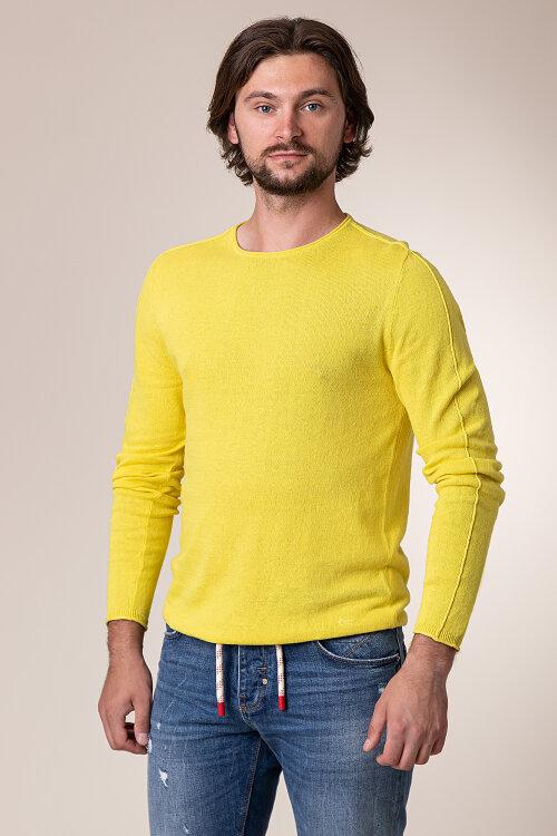 Sweter New In Town 8035035_511 żółty