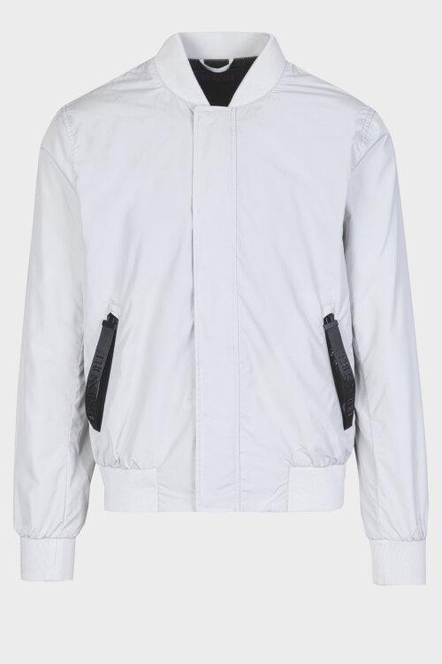 Kurtka Trussardi Jeans 52S00400_1T003430_E030 jasnoszary