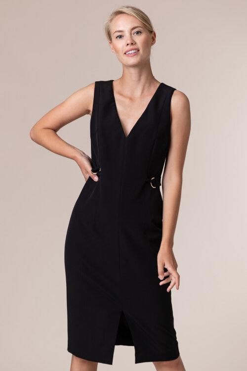 Sukienka Trussardi Jeans 56D00424_1T002800_K299 czarny