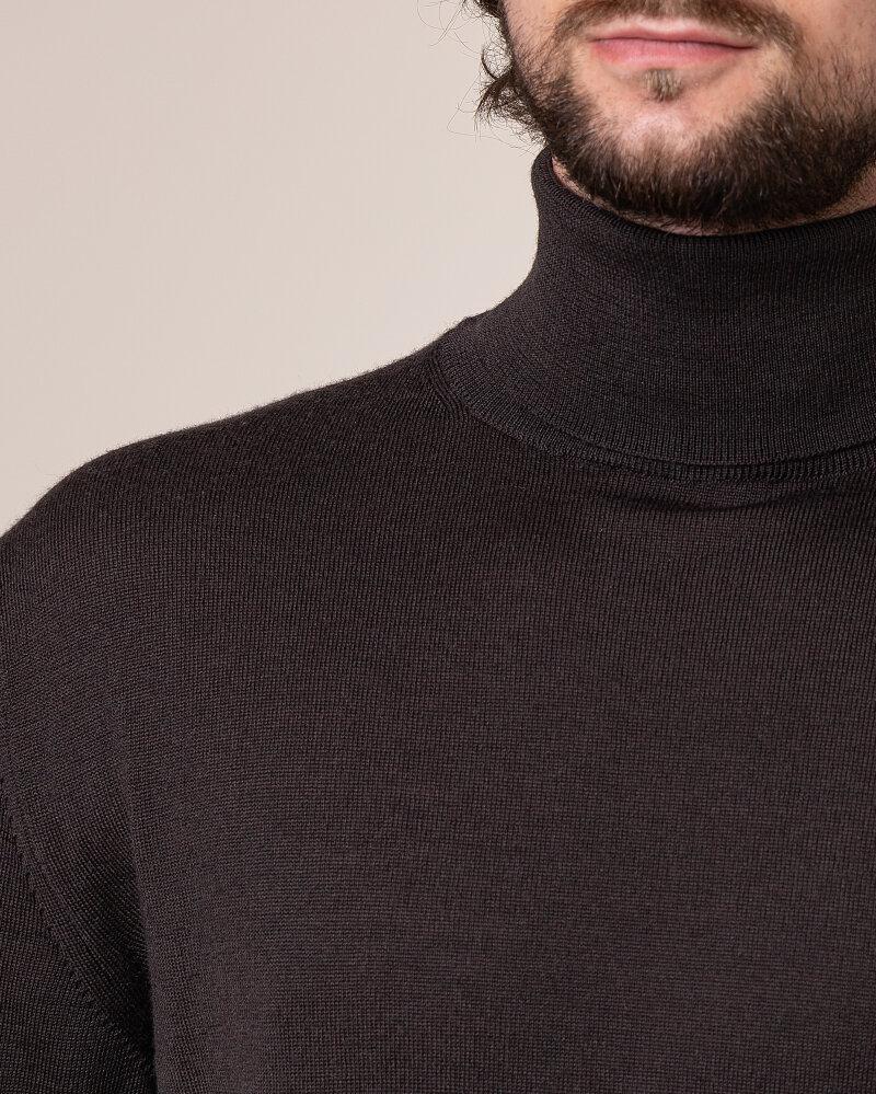 Sweter Philip Louis NOS_04/5/BRN NOS_BROWN brązowy - fot:3