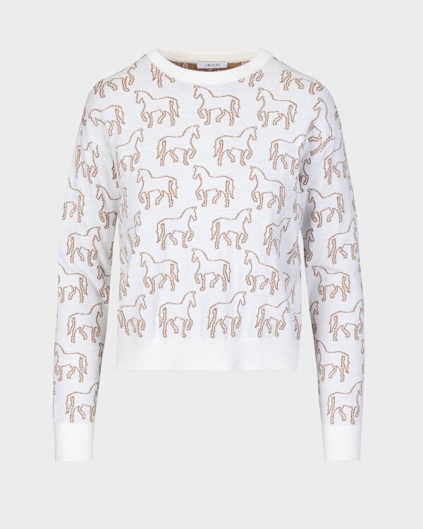 Sweter Iblues 73660106_INFUSO_020 biały