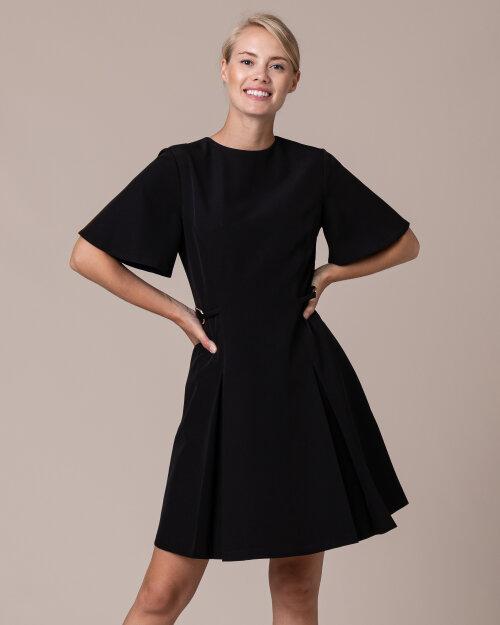 Sukienka Trussardi  56D00423_1T002800_K299 czarny