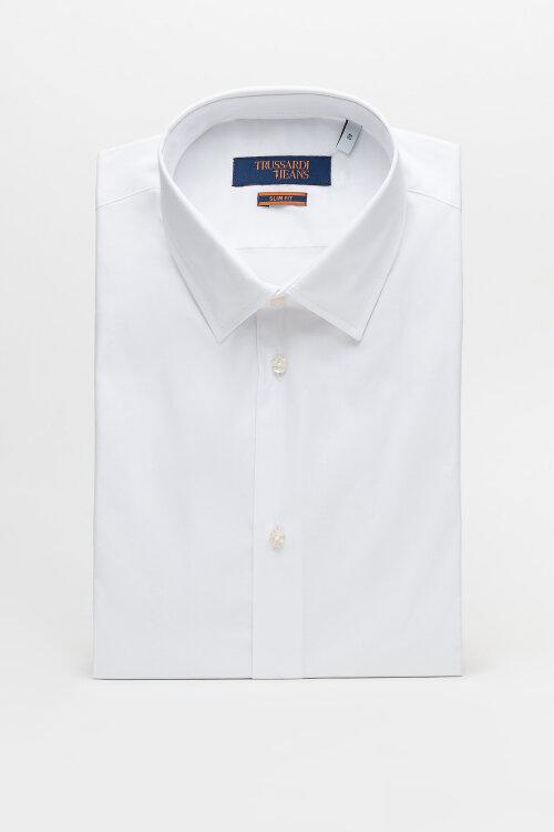 Koszula Trussardi Jeans 52C00155_1T004673_W001 biały