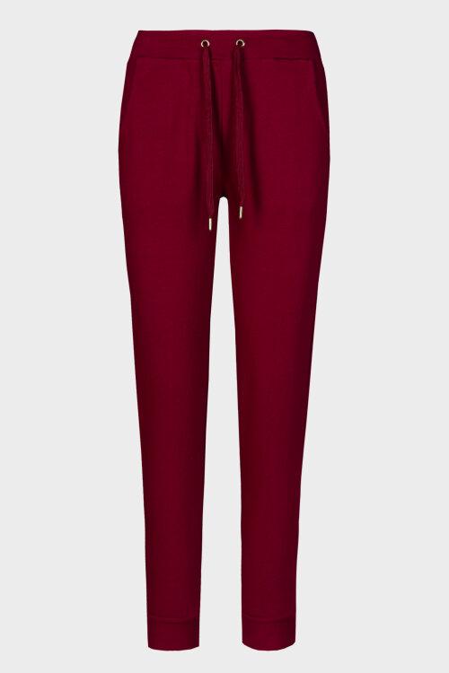 Spodnie Trussardi Jeans 56P00215_1T002268_R160 bordowy