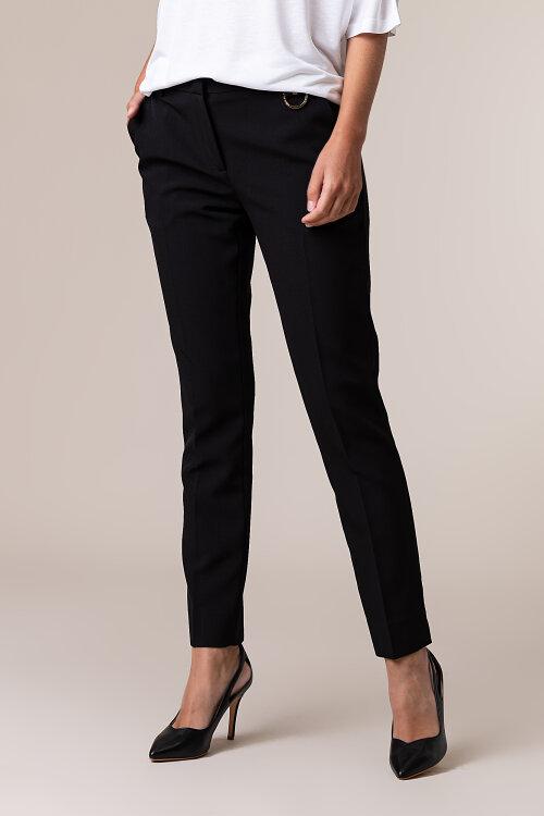 Spodnie Trussardi Jeans 56P00222_1T002800_K299 czarny