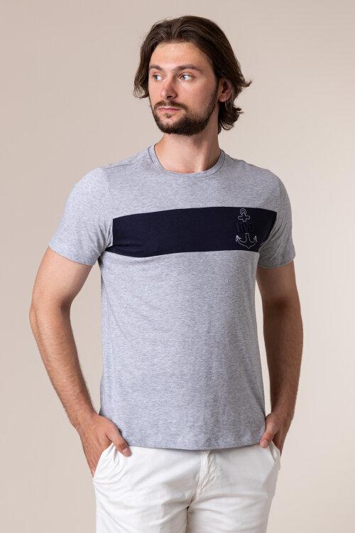 T-Shirt Navigare NV31117_007 szary