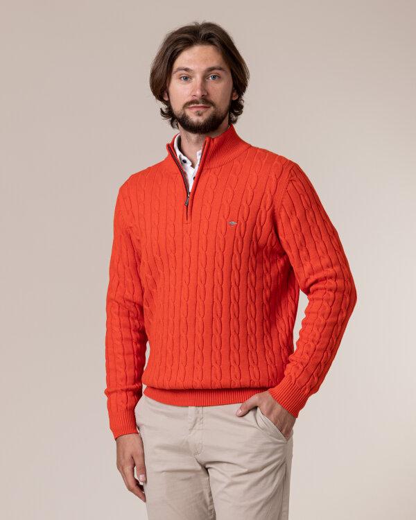 Sweter Fynch-Hatton 1120207_270 pomarańczowy