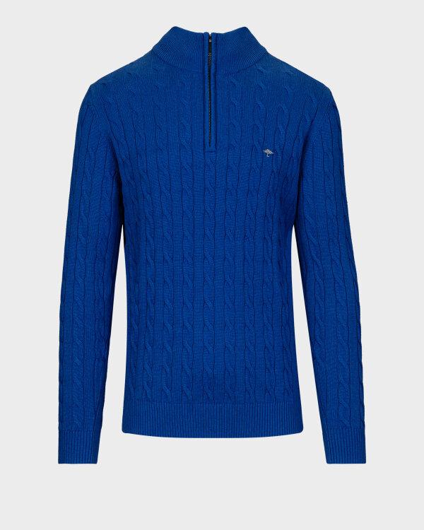 Sweter Fynch-Hatton 1120207_666 niebieski