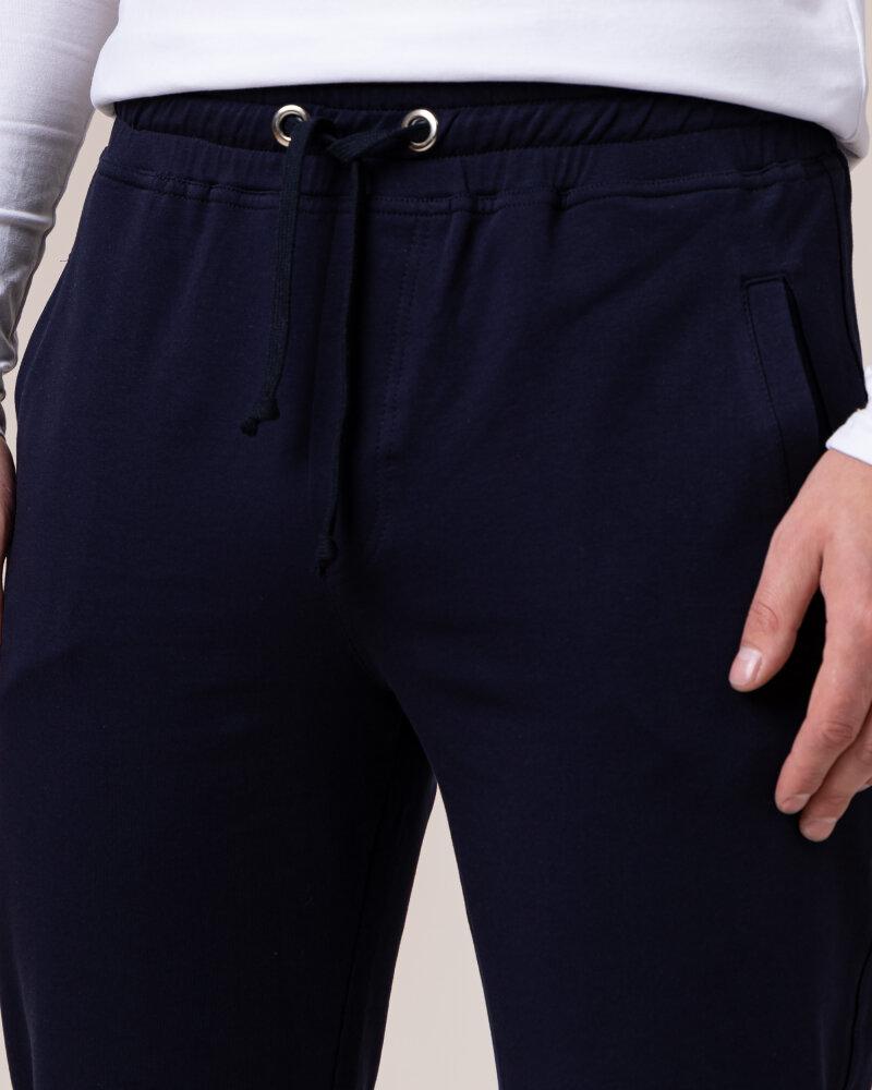 Spodnie Philip Louis NOS_M-TRO-0032 NOS _NAVY granatowy - fot:8