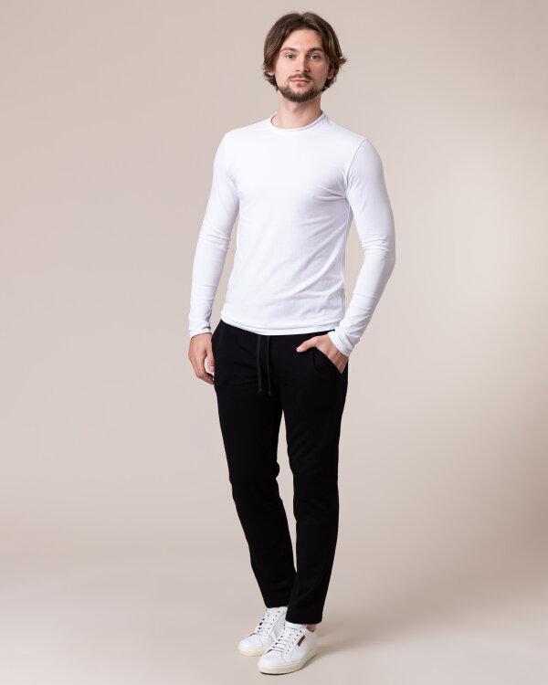 Spodnie Philip Louis NOS_M-TRO-0032 NOS_BLACK/D czarny