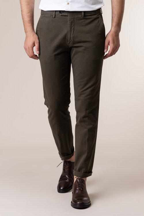 Spodnie Oscar Jacobson DANWICK 5176_4305_832 zielony