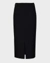 Spódnica Trussardi Jeans 56G00133_1T002800_K299 czarny