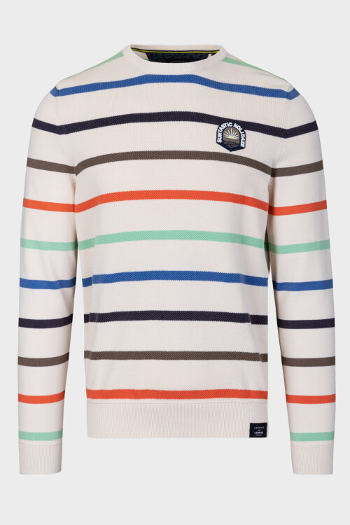 Sweter Lerros 2025026_105 wielobarwny