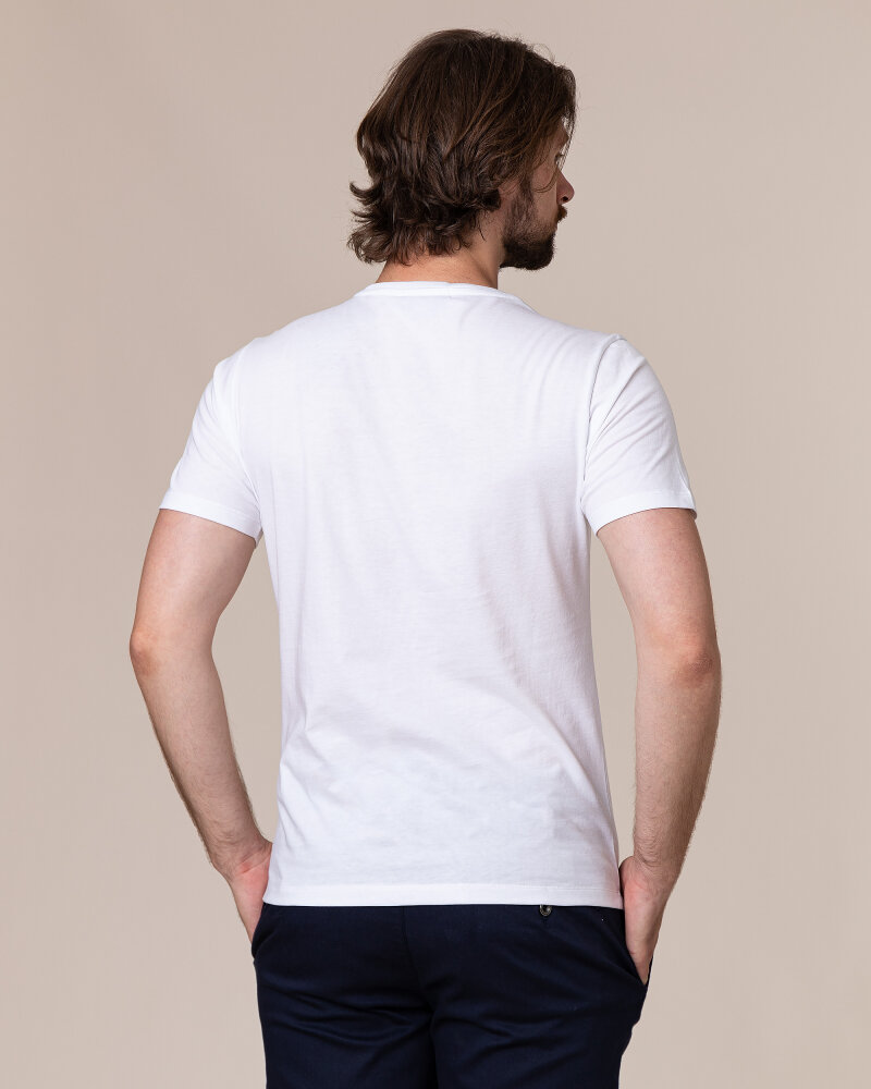 T-Shirt Navigare NV31109_005 biały - fot:4