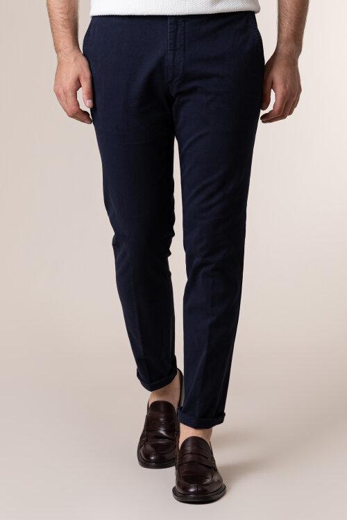 Spodnie Oscar Jacobson DANWICK 5176_4305_201 granatowy