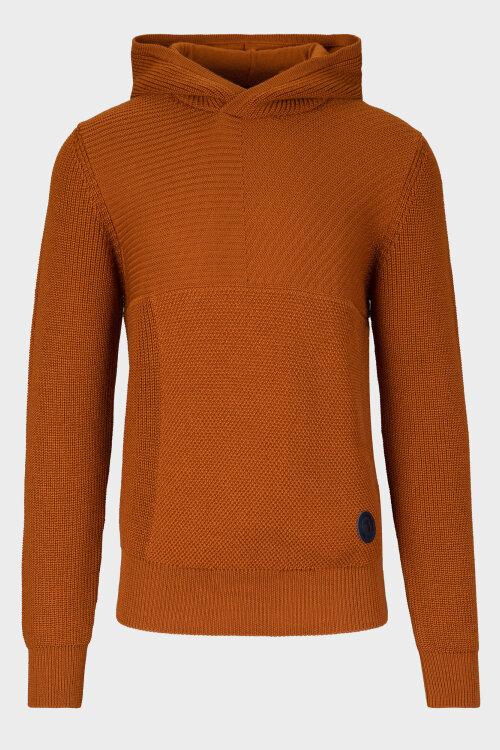 Sweter Trussardi Jeans 52M00369_0F000586_B217 pomarańczowy
