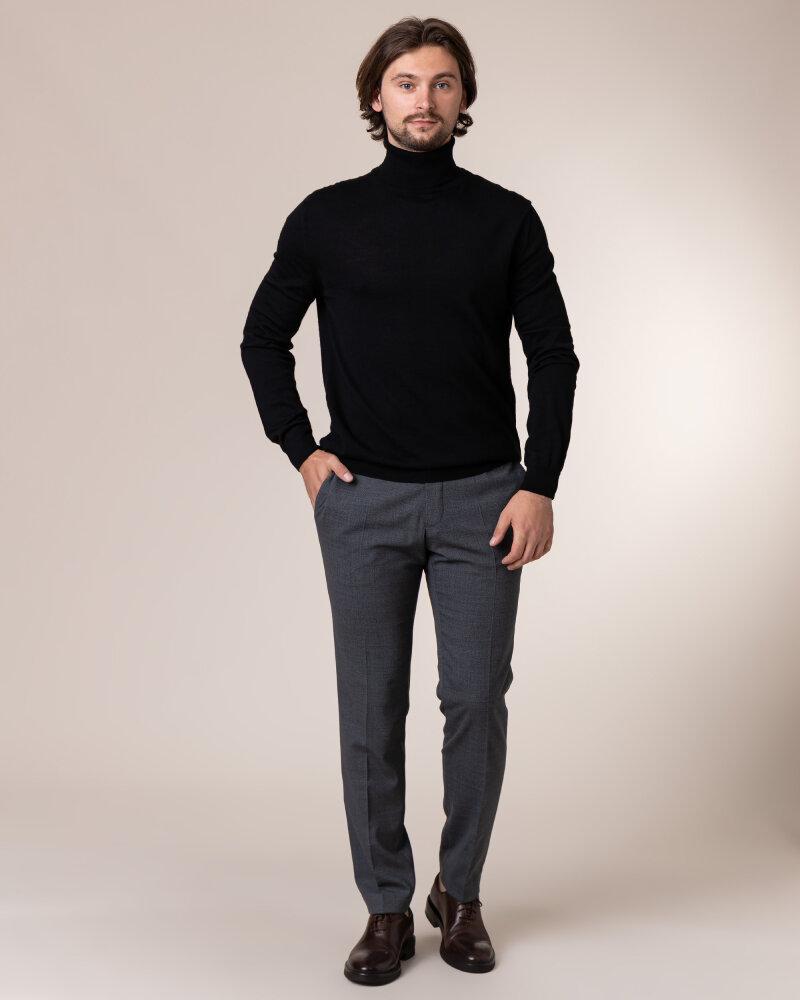 Sweter Philip Louis NOS_04/5/BLK NOS_BLACK czarny - fot:5