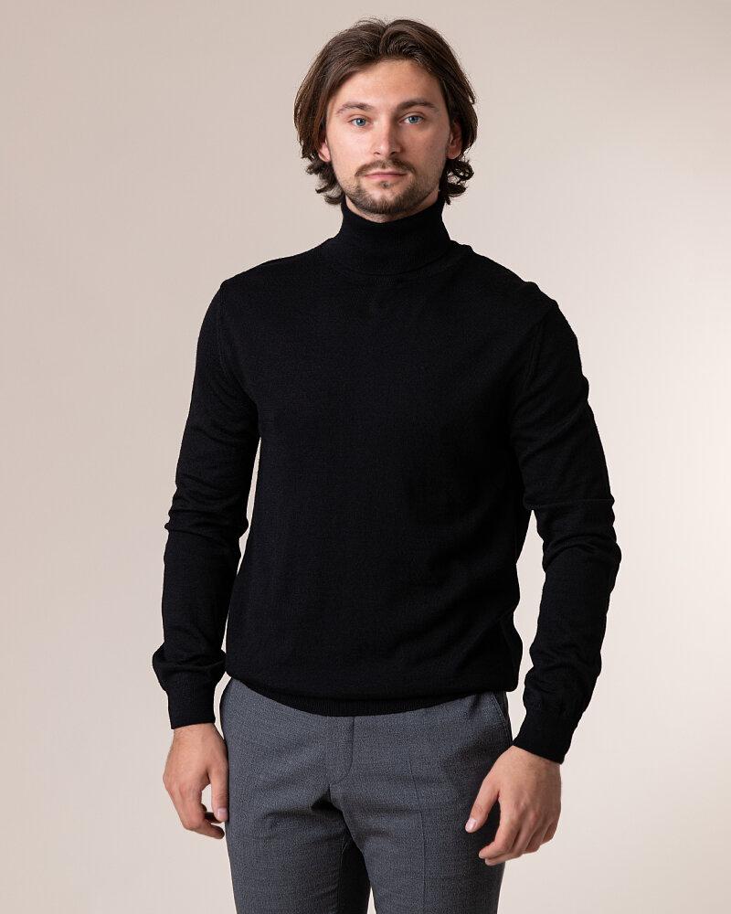 Sweter Philip Louis NOS_04/5/BLK NOS_BLACK czarny - fot:2