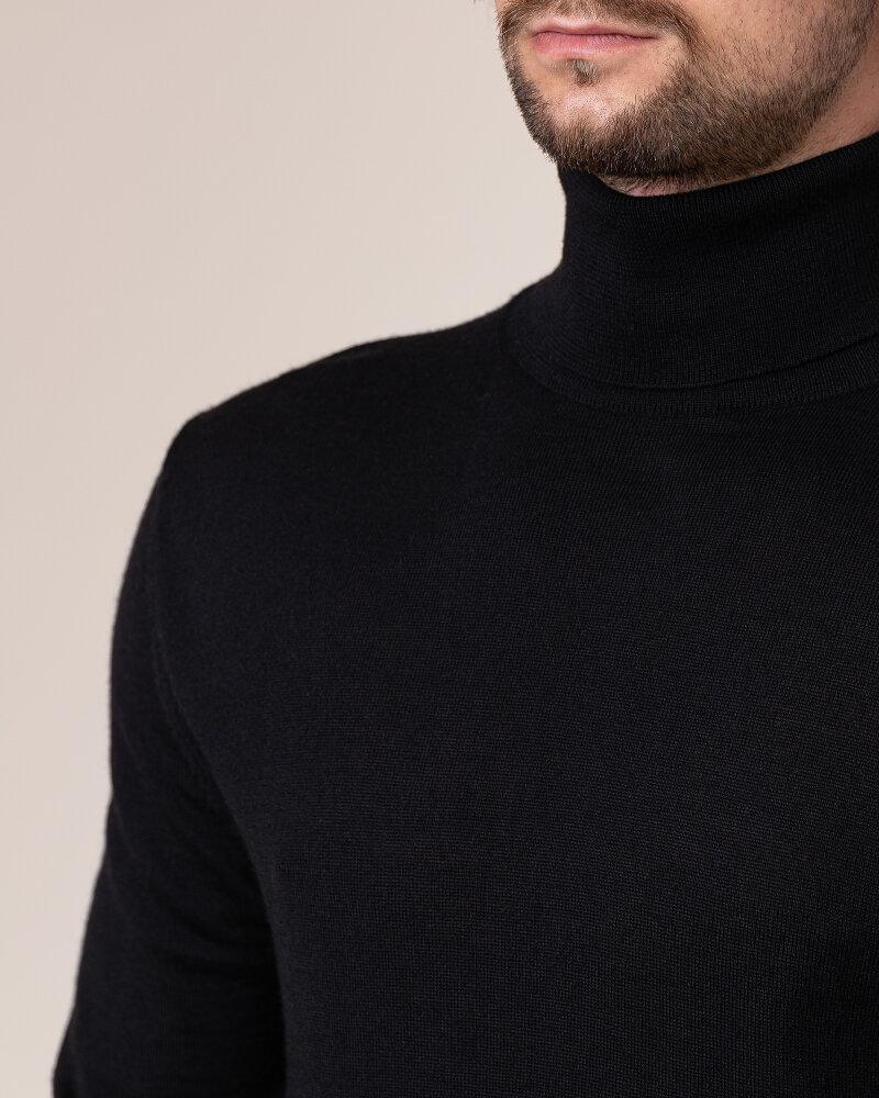 Sweter Philip Louis NOS_04/5/BLK NOS_BLACK czarny - fot:3