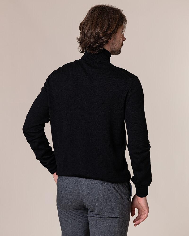 Sweter Philip Louis NOS_04/5/BLK NOS_BLACK czarny - fot:4