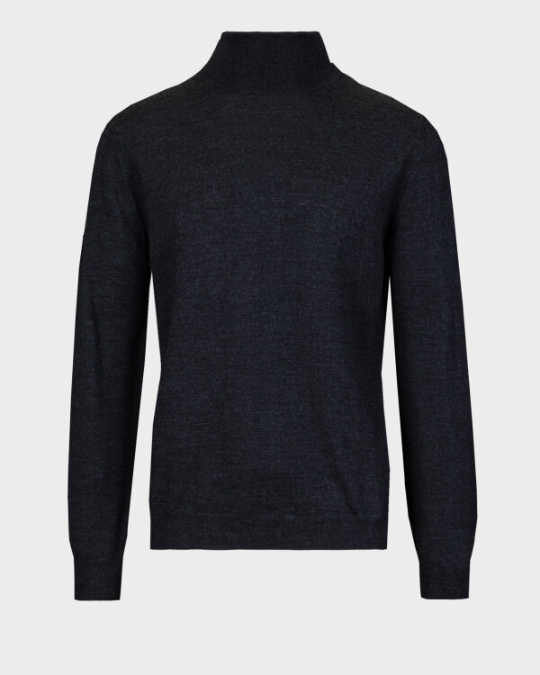Sweter Philip Louis NOS_04/5/ANT NOS_ANTRACITE ciemnoszary