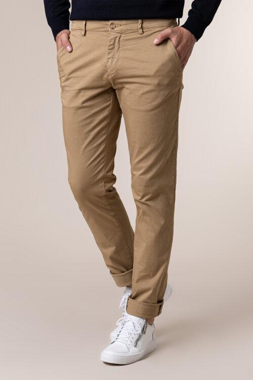 Spodnie Trussardi Jeans 52P00000_1T004408_B245 beżowy