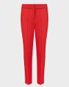 Spodnie Iblues 71361706_DENNY_004 czerwony