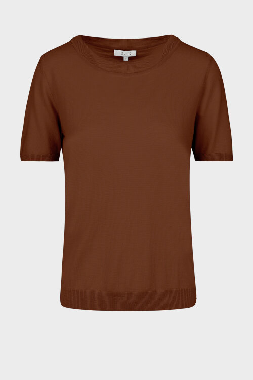 Bluzka Patrizia Aryton 05725-61_32 brązowy