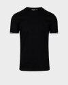 T-Shirt Antony Morato MMKS01837_FA100202_9000 czarny