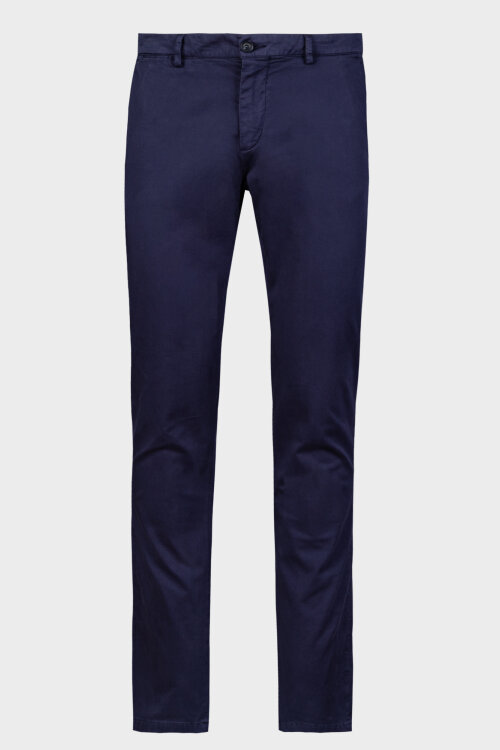 Spodnie Trussardi Jeans 52P00000_1T004408_U290 granatowy