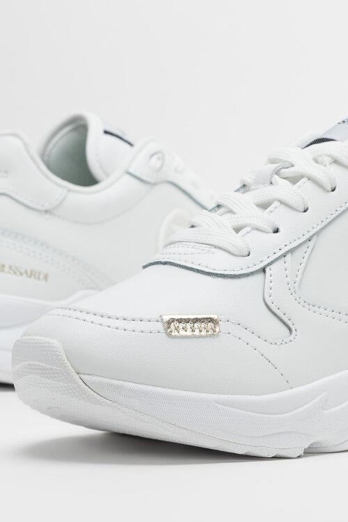 Buty Trussardi Jeans 79A00544_9Y099998_W001 biały