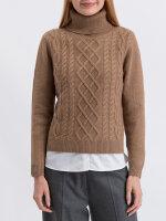 Sweter Stenstroms 450064_2777_250 brązowy