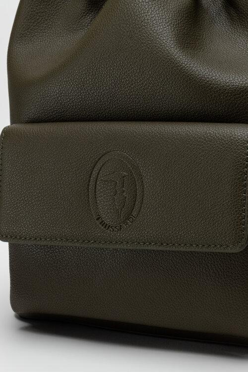 Torba Trussardi Jeans 75B01011_9Y099999_G260 zielony