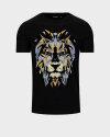 T-Shirt Antony Morato MMKS01887_FA100144_9000 czarny