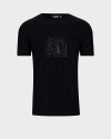 T-Shirt Antony Morato MMKS01831_FA100144_9000 czarny