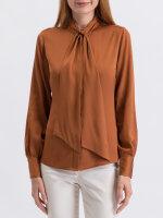 Bluzka Stenstroms 265027_2819_270 pomarańczowy