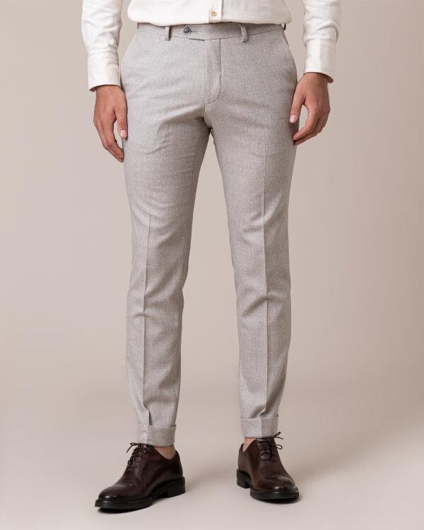 Spodnie Oscar Jacobson DEAN 534_5385_408 beżowy