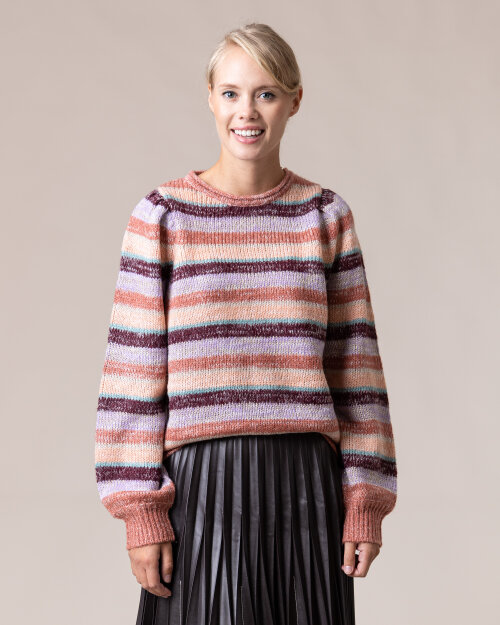 Sweter Lollys Laundry 20323_7012_MULTI wielobarwny