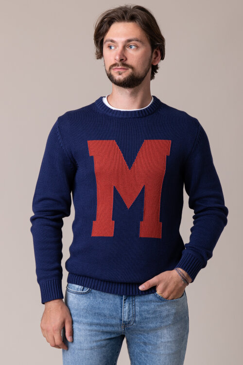 Sweter Colours & Sons 9220-116_699 M granatowy