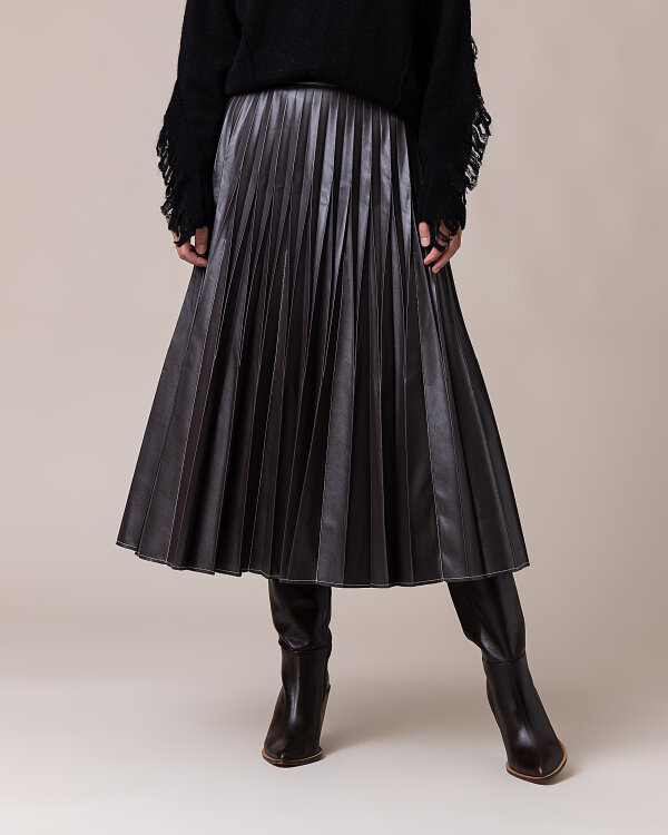 Spódnica Beatrice B 20FA5465DOLONE_690 czarny