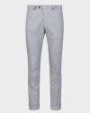 Spodnie Oscar Jacobson DEAN 534_3930_185 jasnoszary