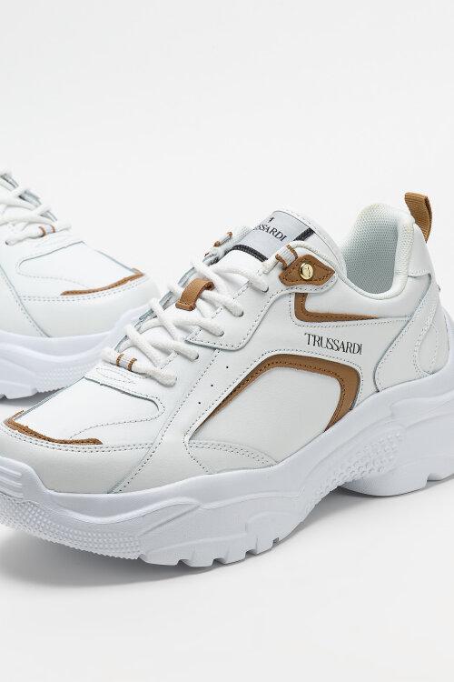 Buty Trussardi Jeans 77A00278_9Y099999_W719 biały
