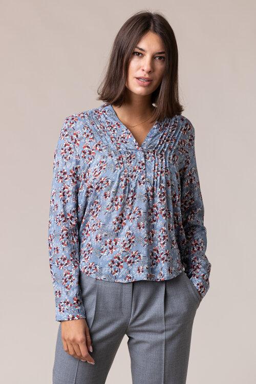 Koszula Lollys Laundry 20337_5011_FLOWER PRINT niebieski